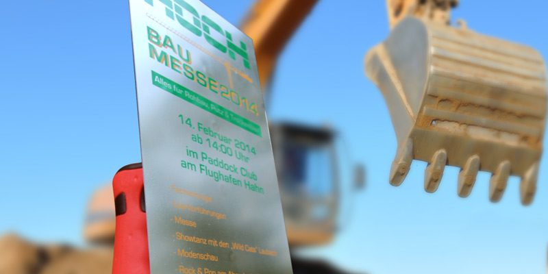 HOCH Baustoffe GmbH – Einladung
