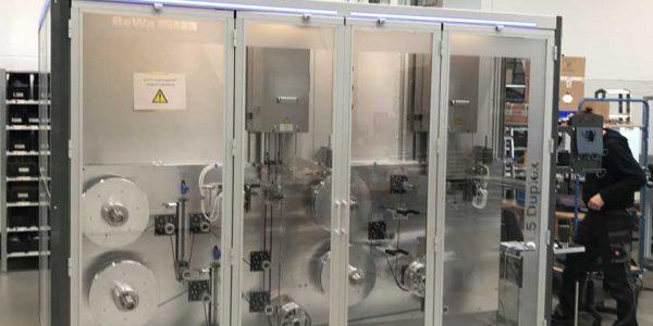 BeWa Automatisierung GmbH –  Anlagentüren