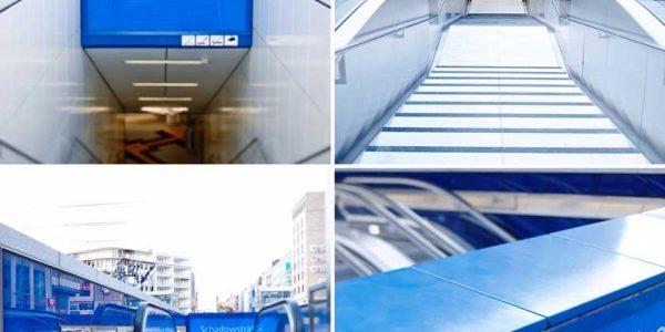 Hunsrücker Glasveredelung Wagener GmbH & Co. KG – Wehrhahn Linie Düsseldorf