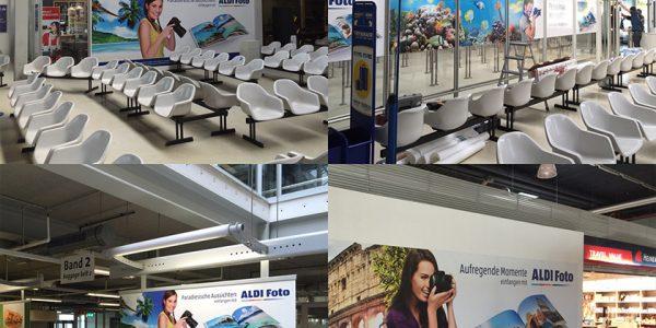 Frankfurt-Hahn Airport – Großflächenwerbung