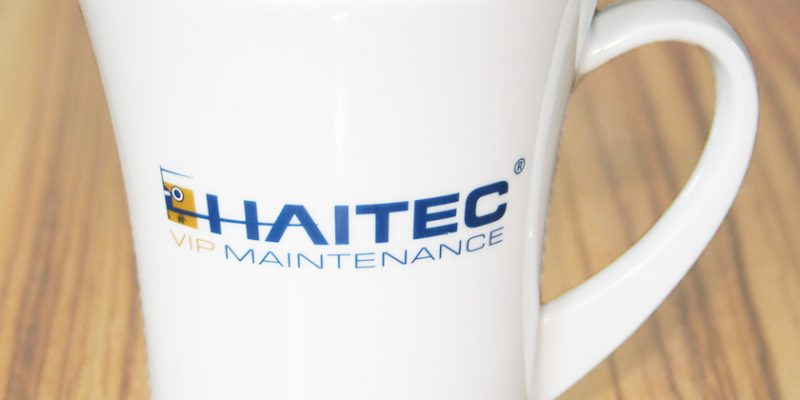 HAITEC Aircraft Maintenance GmbH – Kaffeetasse