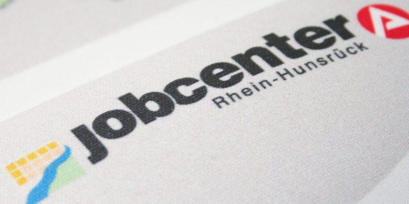 Jobcenter Rhein-Hunsrück – Mauspad