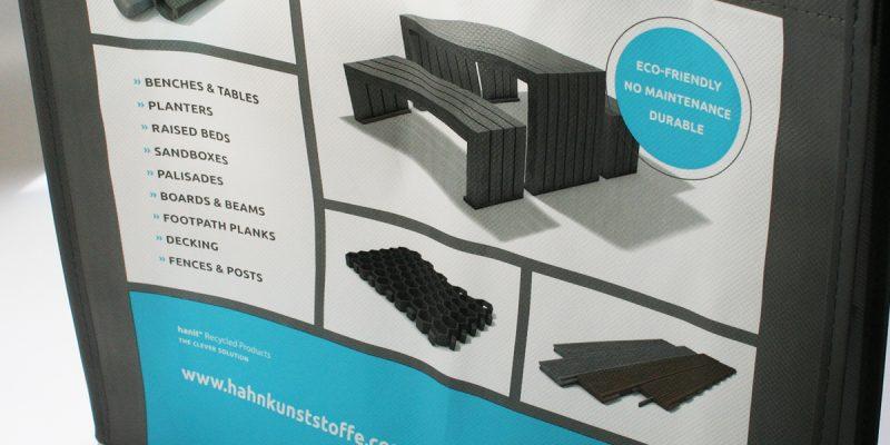 Hahn Kunststoffe GmbH – Messetaschen